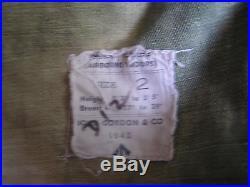 Veste Parachutiste Denison Smock Date 1945