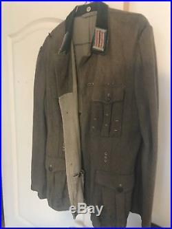 Vareuse Allemande Officier M36