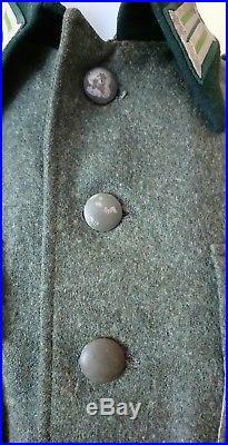 Vareuse Allemande complète original ww2/Uniform german original ww2 wk2
