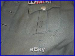 Vareuse Off All Du 17 Rgt D Infanterie Mle 1940