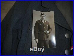 Vareuse Parachutiste All Lw Mle 1940 Trouver Normandie 1944
