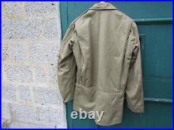 Veste Arctique Us Ww2 Original Jacket Od Arctic Us 39-45. Ardennes