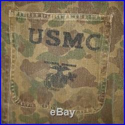 Veste Camo USMC Para Indo Indochine Dien Bien Phu Casque