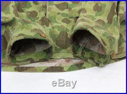 Veste HBT camouflée US ARMY Normandie! US ARMY WW2 (matériel original)