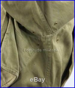 Veste de parachutiste US M42 Airborne WW2 (matériel original)