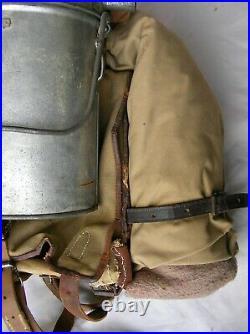 WW1/2 FRANCE HAVRESAC francais 2