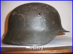 Ww2 Casque Allemand Mod 1940