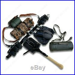 WW2 Militaria Lot Allemand Équipement 98k Reconstitution Tenue WWII airsoft pack