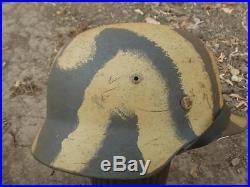 WW2 casque allemand aviateurs M40