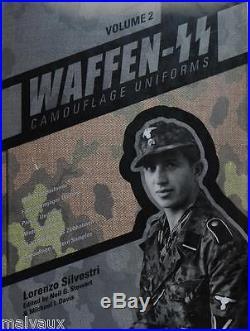 Waffen Camouflage Uniforms 1939 1945 Volumes 1 + 2