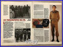 Ww2 Brevet para Polonais SAS RCP GB para FFL veste casque airborne dday 1944 2gm