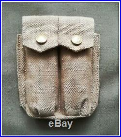 Ww2 SAS RCP Porte chargeur colt pouch Jedburgh P37 GB para browning veste casque