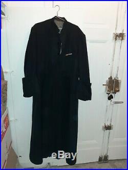 Ww2 Soutane aumônier Maginot curé prêtre casque veste para Dday 1939 1940 FFL US