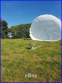 Ww2 Us airborne paratrooper T-5 parachute original