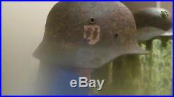 Ww2 helmet casque allemand elite trône de l'est