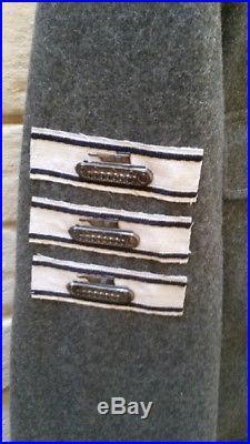 Ww2 vareuse allemande mle 43 brigade Charlemagne Berlin 45 Volontaire Français