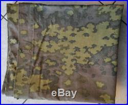 Zeltbahn feuilles de chênes (Eichenlaub) printemps/automne modèle B ORIGINALE