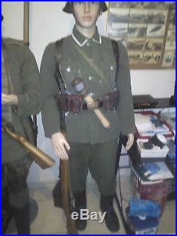 Équipements all 1940